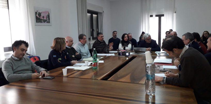 """Frana di Montaguto: il vertice con la Protezione Civile per evitare il peggio. Zecchino: """"Situazione preoccupante"""""""