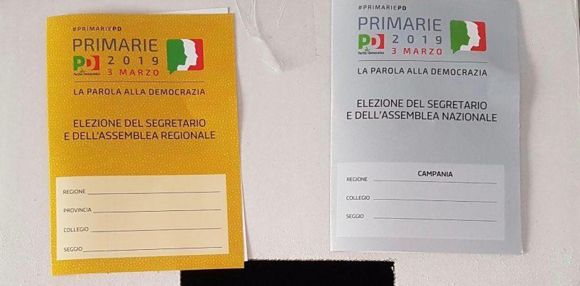 Primarie Pd, Irpinia in controtendenza: i 17.031 elettori incoronano Maurizio Martina