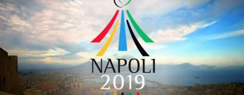 Universiadi, lo stadio San Paolo come il golfo di Napoli tra luci, musica tecno e numeri della Smorfia