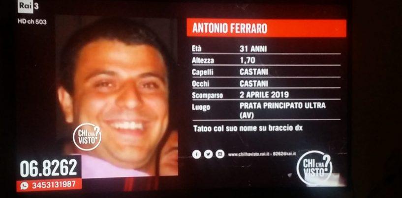 Scomparso da giorni, Antonio Ferraro è tornato nella sua casa di Prata Principato Ultra