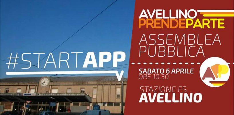 """Verso il voto, sabato assemblea pubblica di """"Avellino Prende Parte"""""""