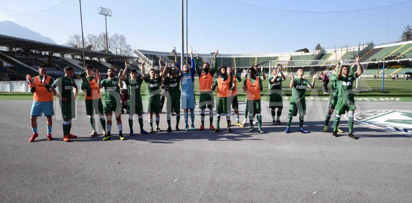 Avellino-Ostiamare, la fotogallery del successo biancoverde