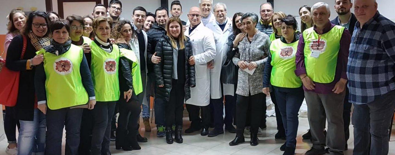 """""""Le mani sul cuore"""", 800 visite cardiologiche: in città vince la prevenzione"""