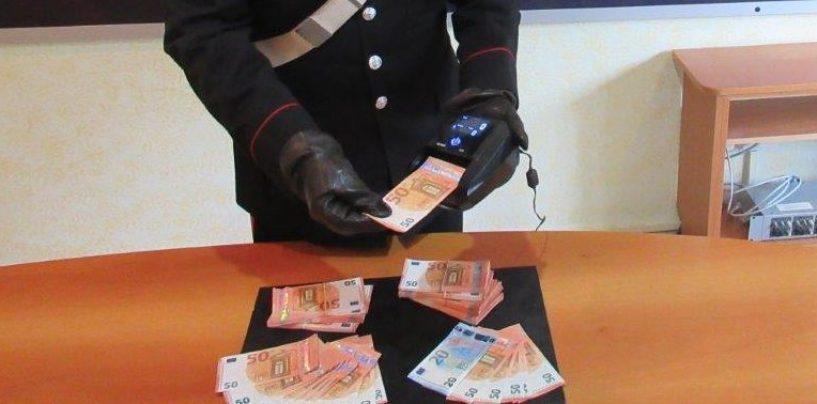 Sorpresi con 20 mila euro falsi, nei guai due lombardi