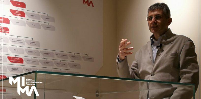 Al Vinitaly si presenta il museo d'impresa di Mastroberardino