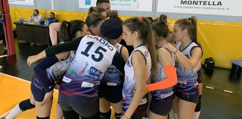 Ermete Green Volley Marcello, arriva l'ottava vittoria: battuta Montella 3 a 0