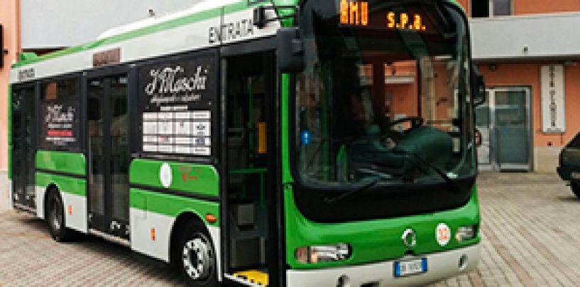 """Un nuovo autobus per Amu, Mannetti: """"Miglioriamo il servizio per i cittadini"""""""