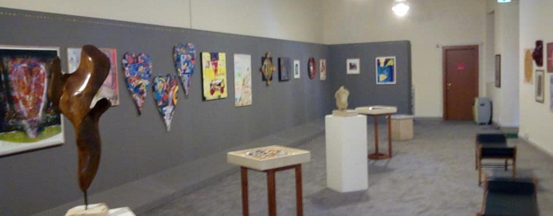 L'arte per la pace al Carcere Borbonico, la mostra di Arteuropa con artisti contemporanei