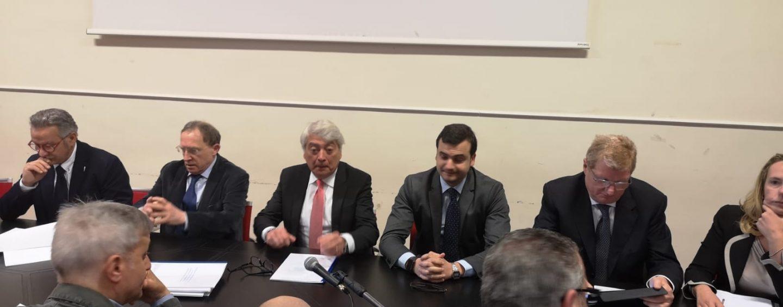 """Bonavitacola """"difende"""" Ciarcia: """"Secondo me è un piano serio. Certo, 140 mln di debiti sono tanti"""""""