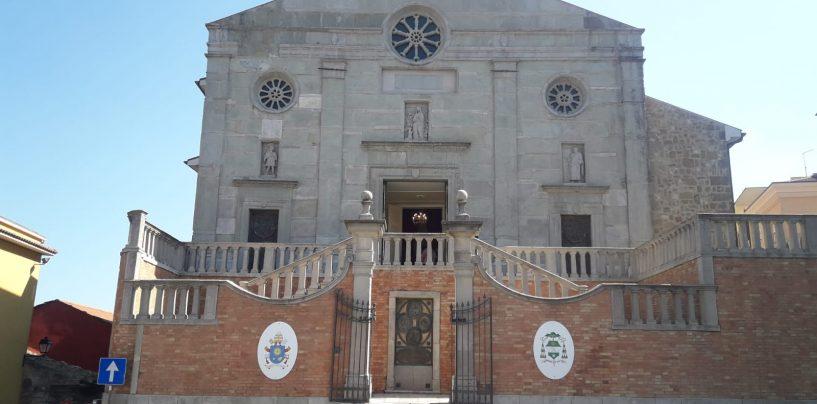La Cattedrale risorta, ad Ariano riapre la Basilica di Santa Maria Assunta