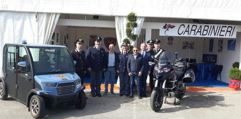 Fiera di Venticano, carabinieri in prima linea contro le truffe e stand antiviolenza