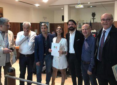 FOTO/ Amministrative Avellino: presentate tutte le liste a Palazzo di Città