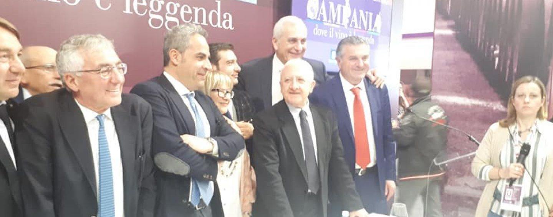 "Vinitaly 2019, Petracca: ""A Verona un vero boom per l'Irpinia del vino"""