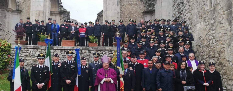 Carabinieri e Guardia di Finanza Alta Irpinia: Precetto Pasquale al Goleto