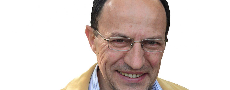 Amalio Santoro è il candidato sindaco di Avellino del centrosinistra alternativo