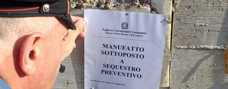 Opere edilizie senza autorizzazioni, scattano le denunce