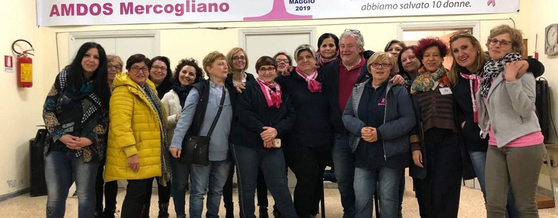 Festa della mamma nel segno della prevenzione: Amdos Mercogliano a San Leucio del Sannio