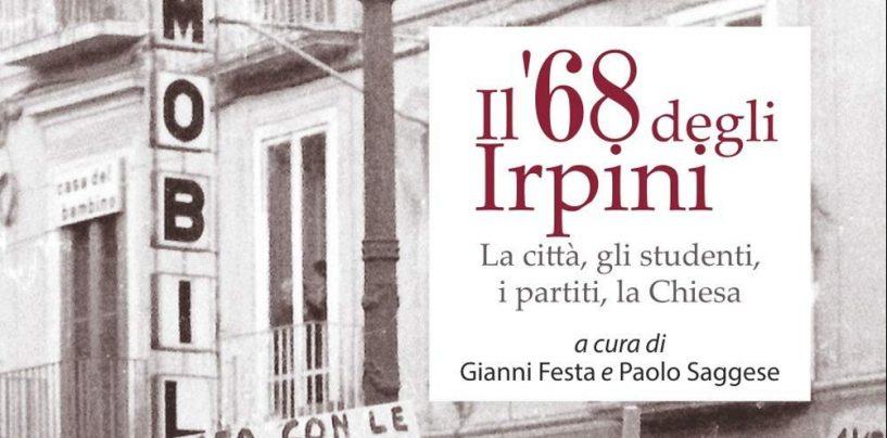 """""""Il '68 degli Irpini"""": gli studenti del Mancini intervistano Gianni Festa e Paolo Saggese"""