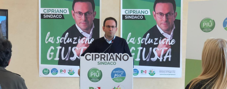 Da Borgo Ferrovia alla Cittadella dello Sport, Cipriano lancia le 15 idee per rilanciare Avellino