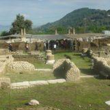 Atripalda: emerse le mura dell'antica Abellinum sotto un impianto di carburanti