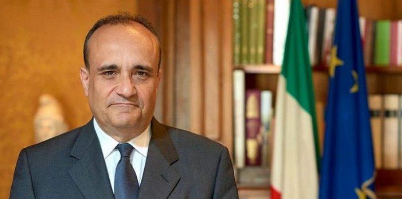 Il Ministro della Cultura e il direttore di Giffoni Experience ad Avellino: novità per l'ex Eliseo