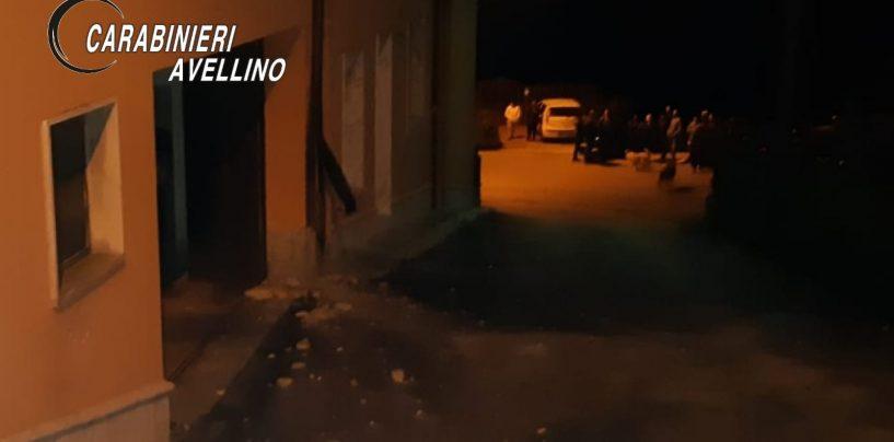 Paura a Vallesaccarda, esplodono due tubi di gas: indagini in corso