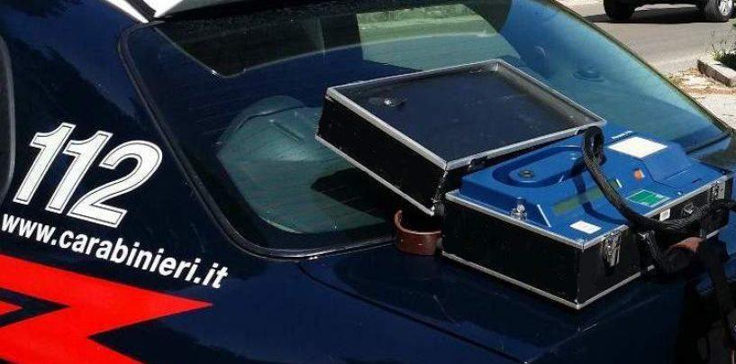 Alla guida ubriachi, nei guai tre persone denunciate dai carabinieri di Montella
