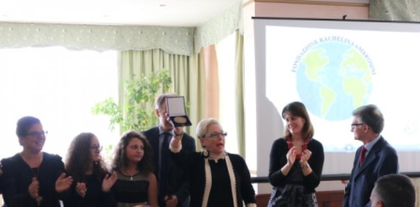 Giornate della Solidarietà, a Venticano il premio Rachelina Amborisini dedicato alle scuole