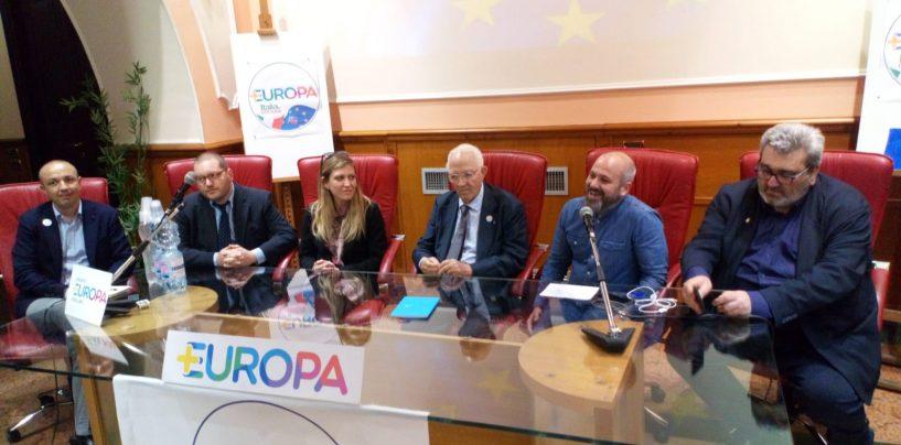 """Europee, i candidati di +Europa ad Avellino. """"Combattiamo il sovranismo"""""""