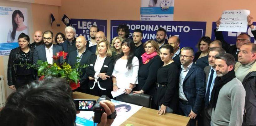 """D'Agostino aspetta Salvini: """"La Lega opportunità per Avellino"""""""