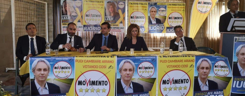 """Ariano verso il ballottaggio, il M5S indica le priorità: """"Nessun apparentamento"""""""
