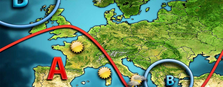Meteo, Italia divisa in due nel weekend: al Sud continuano i rovesci