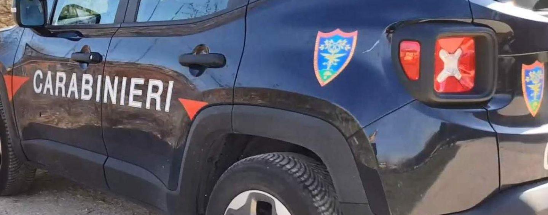 Smaltimento di rifiuti speciali a Lioni, due denunce dei carabinieri