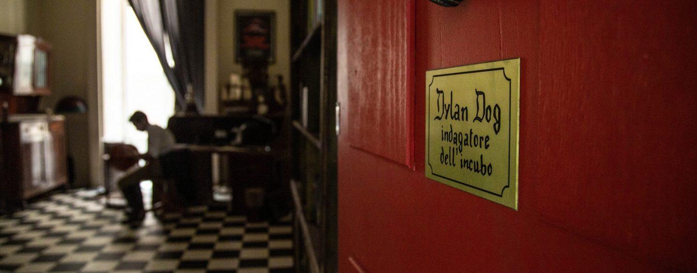 Arriva in Campania la Dylan Dog Experience, ora è possibile immergersi nel mondo dell'indagatore dell'incubo