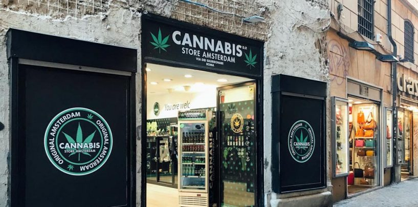 "Lotta alla droga, il Movimento Italiano Genitori: ""Immediata chiusura dei cannabis shop"""