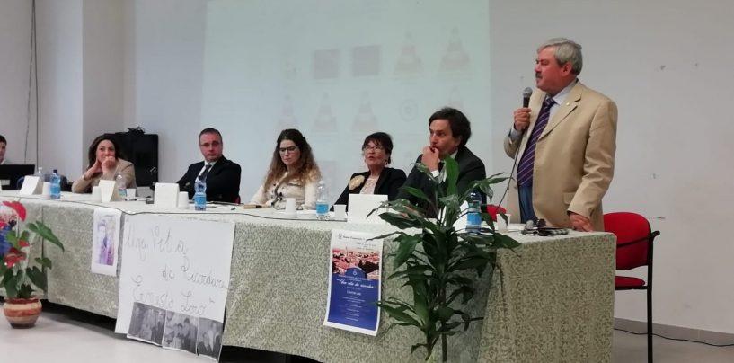 """""""Una vita da ricordare"""", ieri all'Istituto """"Di Prisco"""" di Fontanarosa sessione di lavoro dedicata al dottore Loro"""