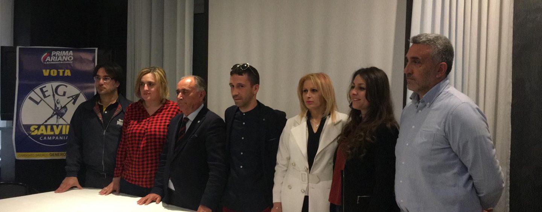 """Ariano verso il ballottaggio, Cusano (Lega): """"Il vero centrodestra siamo noi non Gambacorta"""""""