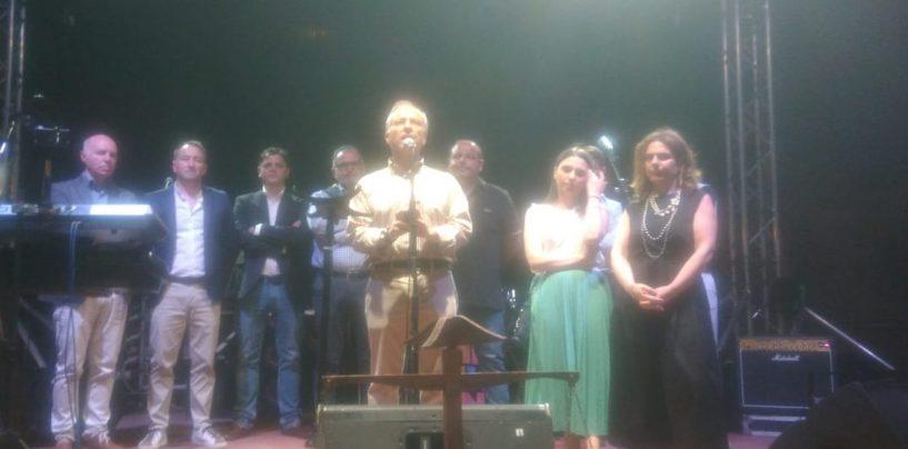 Montefusco, bagno di folla per la festa della lista Bilancia