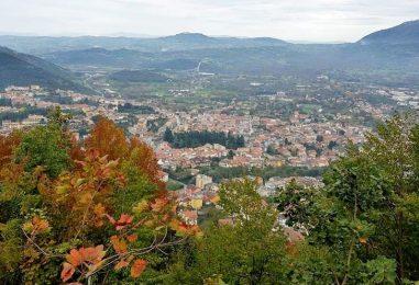L'orto botanico restaurato: taglio del nastro a Montella