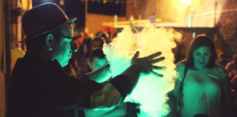 Giochi, musica e gastronomia: a Contrada torna Circus in Borgo