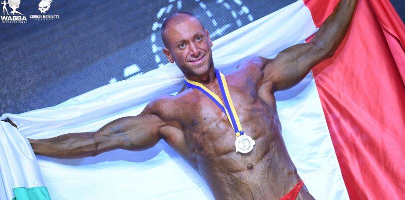 Da bambino come gli eroi di Dragon Ball, oggi campione mondiale di bodybuilding: la storia dell'irpino Marco Troisi