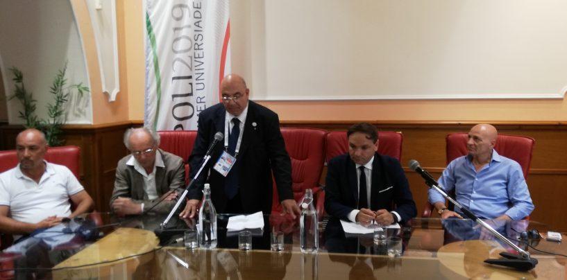 """""""Le Universiadi hanno rilanciato la Campania, benefici anche per Avellino"""": il bilancio del Commissario straordinario"""