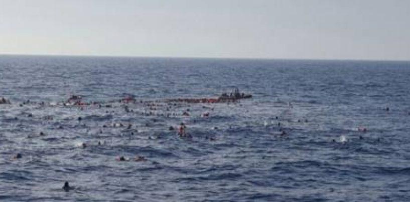 Migranti, naufragio al largo delle coste libiche. L'Unhcr: forse 150 i morti