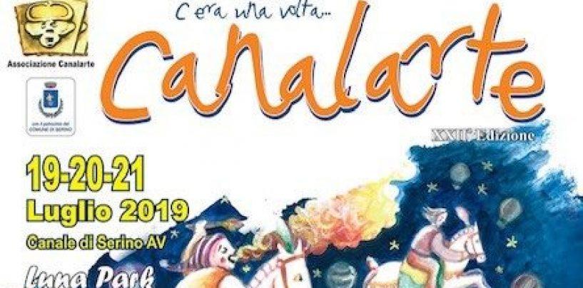 Canalarte, il borgo dei folli diventa un Luna Park per la 22° edizione