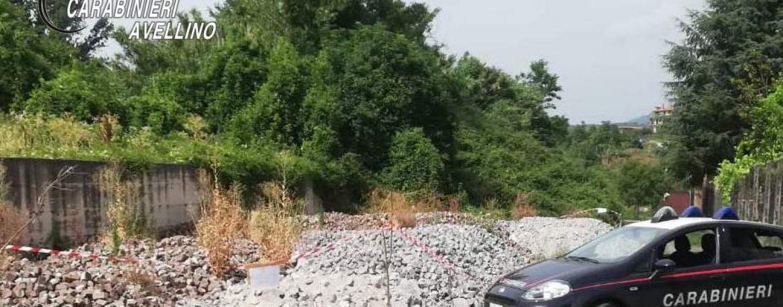 Smaltimento illecito di materiali di risulta, denunciata una ditta di Solofra