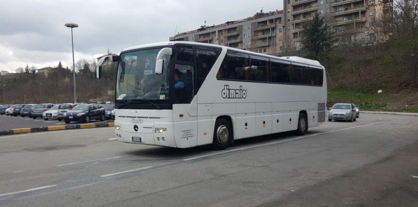 """Bus Calitri-Avellino, la Provincia scrive all'azienda: """"La corsa delle 5,45 non va soppressa"""""""
