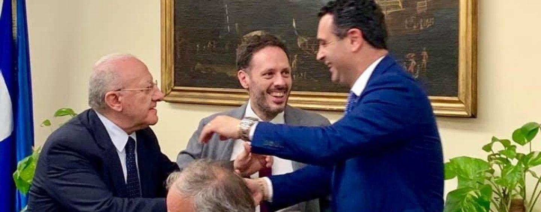 """Coronavirus, Festa scrive a De Luca e Spena: """"Riapriamo il Maffucci"""""""