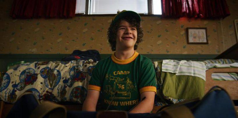 Gaten Matarazzo, il Dustin di Stranger Things ha famiglia originaria di Avellino