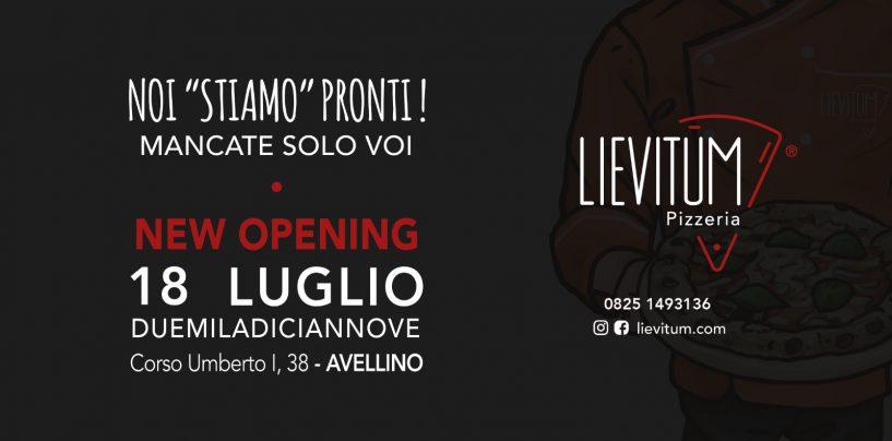 Giovedì 18 Luglio: Lievitum chiama, Avellino risponde