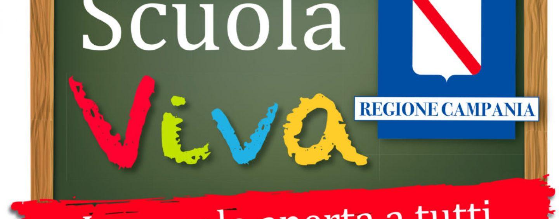 """""""Scuola Viva"""", serata conclusiva del progetto a Serino"""